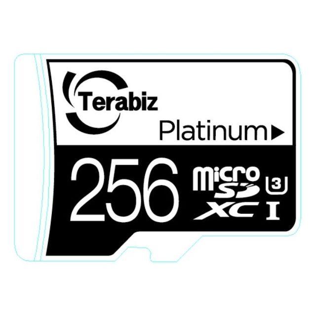 테라비즈 마이크로SD카드 256GB TLC