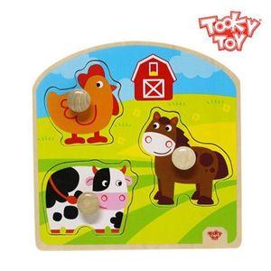 투키 농장큰꼭지퍼즐 2매