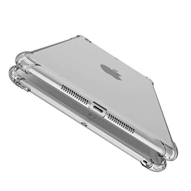 아이패드 미니4 클린 클리어 젤리 태블릿 케이스 T029