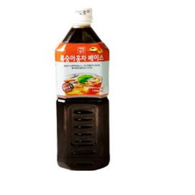 (5배)희창 자연생각 복숭아홍차 원액 980ml cm,차,음료,과자,간식,국산차,분말,티백,원액,감식초
