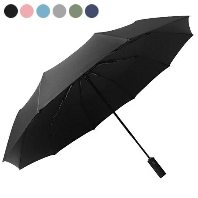 W 원터치 버튼 튼튼한 우산살 자외선 차단 자동 우산
