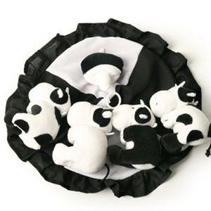 젖소 흑백모빌