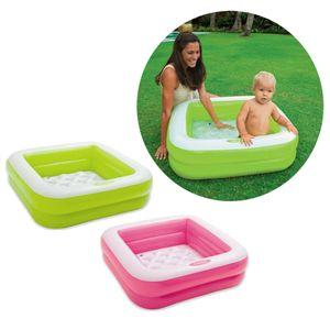 인텍스 아기 유아 물놀이 모래 놀이 미니 풀장 수영장