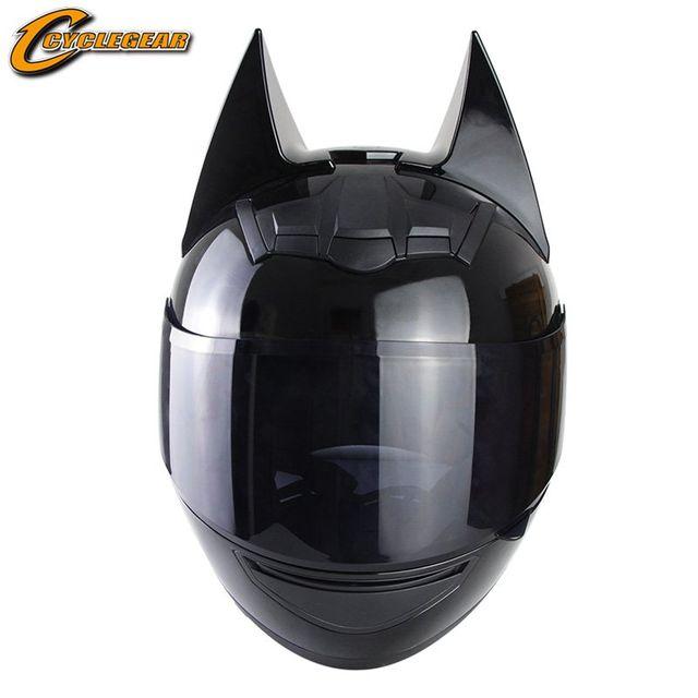 [해외] 오토바이 전기 자동차 헬멧 성격 고양 헬멧