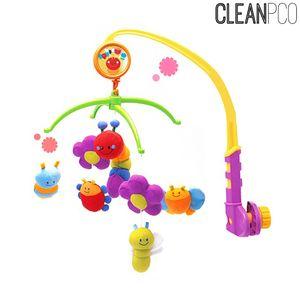 벅스뮤지컬모빌 유아장난감 교육용 장난감