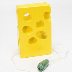 유아 어린이 소근육 발달 치즈 실꿰기 장난감 놀이