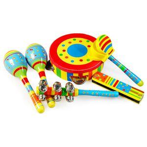 어린이집 교구 악기 놀이 탬버린 뮤직 세트 교육