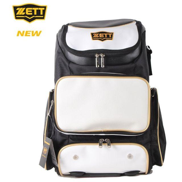 ZETT 제트 BAK-428 4 야구가방 백팩 개인장비 보관