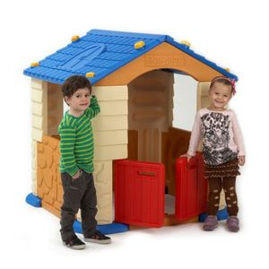쿠쿠토이즈 에듀플레이 하우스 어린이집 장난감 텐트