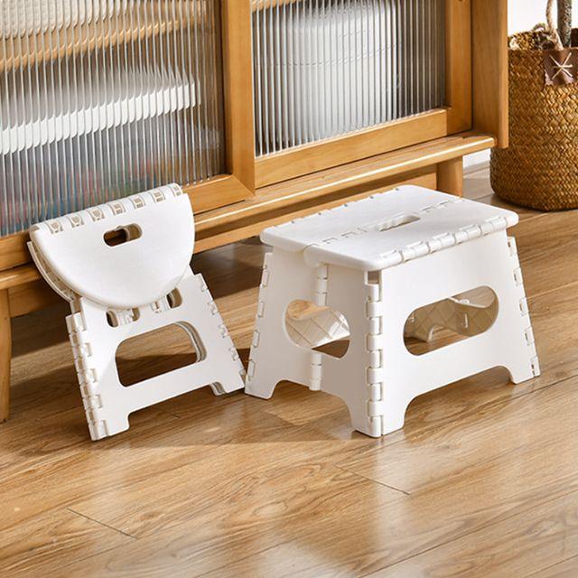 W 키밍 접이식 원형 사각 의자 휴대용 야외 낚지 캠핑