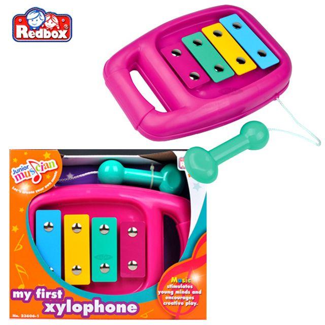 레드박스 꼬마 실로폰 (23606)
