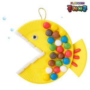 플레이콘 물고기만들기 20매