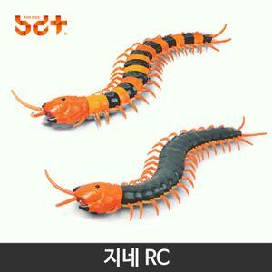 지네 RC 무선조종 곤충로봇 모형 완구 장난감 토이