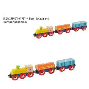 5세 아이 작동 완구 에버어쓰 기차 확장 부품 기차 3p