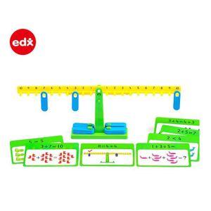 학습완구 EDX 숫자저울 놀이세트 중형