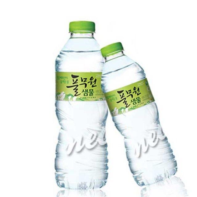 풀무원샘물500mlX20개/생수/물/삼다수/아이시스/백산
