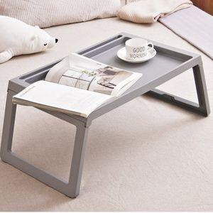 수납 간편 접이식 피크닉 캠핑 침대 폴딩 테이블