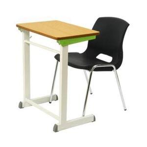 1인용 책상의자세트 독서실 공부 학원 강의실 책걸상
