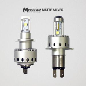 12-24V겸용 LED 안개등/전조등 엠프로빔무광2개 1세트