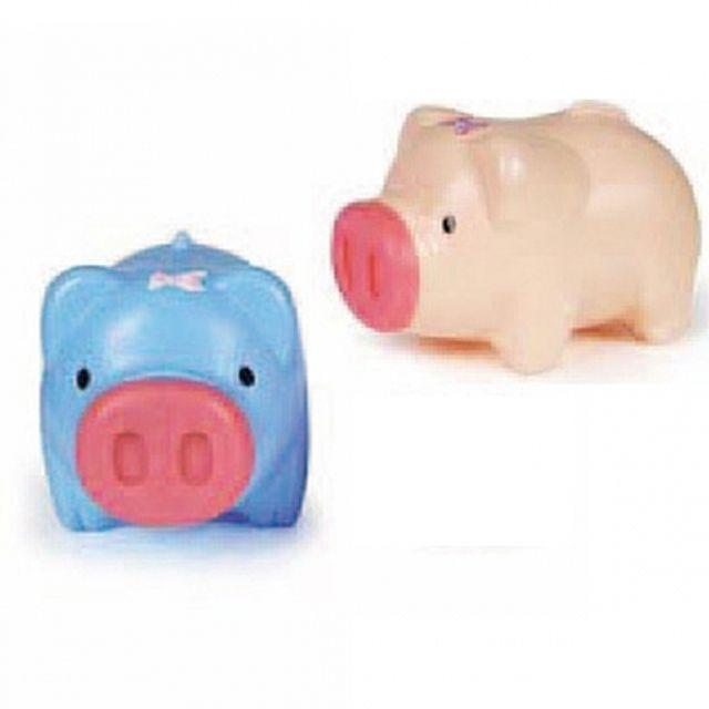 크림팬시 돼지저금통 [제작 대량 도매 로고 인쇄 레이저 마킹 각인 나염 실크 uv 포장 공장 문의는 네이뽕]