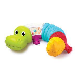 2세 3세 유아 교육 완구 감각아기악어 장난감 선물