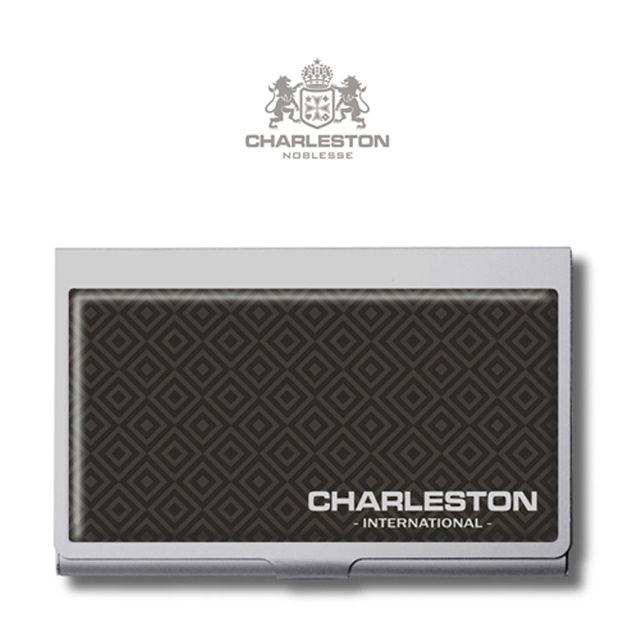 찰스턴 명함 지갑 입사 정장 여성 굳디자인 패턴 특판