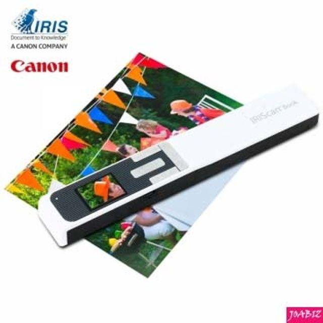 IRIS Book5 충전식 무선 휴대용 스캐너 PC용품