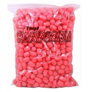 플레이콘 리필 500알(빨강) 2매