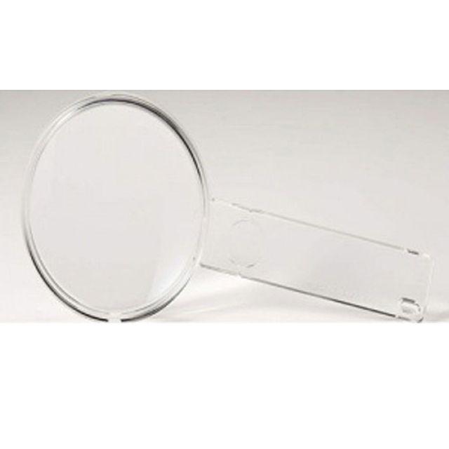 에센바흐 ESCHENBACH 투명손잡이 돋보기 2612801 렌즈 루페 돋보기