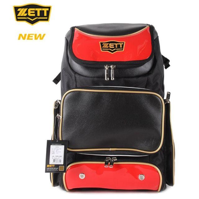 ZETT 제트 BAK-428 5 야구가방 백팩 개인장비 보관