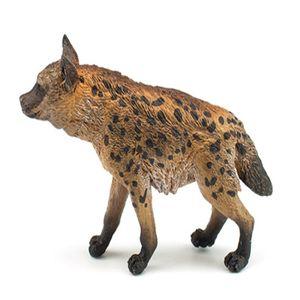 미니어쳐 피규어 장난감 동물 모형 완구 하이에나