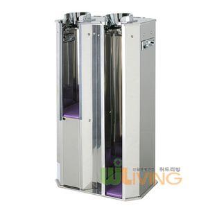 우산포장기(스텐2구 고급형 비닐증정) (WL-2454)