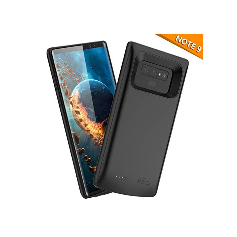 [더산직구]배터리 케이스 Compatible 갤럭시 Note 9 5000mAh/ 영업일기준 5~15일