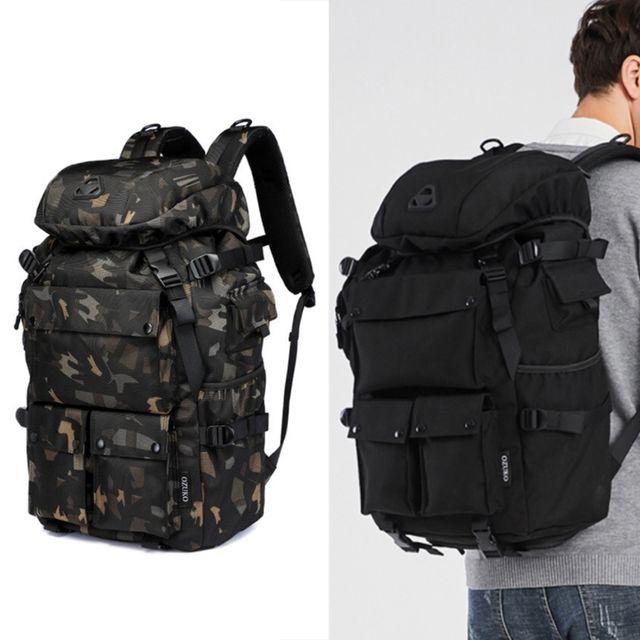 W 남성 캐주얼 가방 인기 배낭 여행 노트북 백팩 책가방