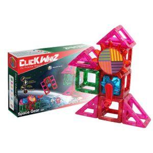 자석 블럭 세트 어린이 블록 장난감 과학 미술 놀이