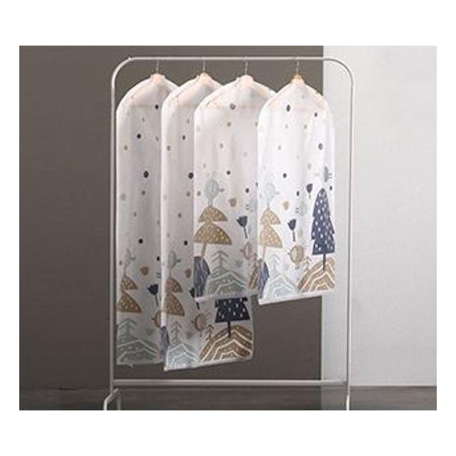 반투명 방수 옷커버 의류보관 비닐옷커버