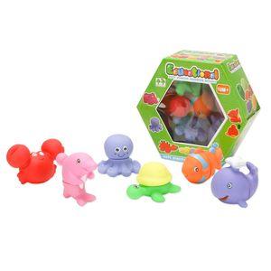 2세 유아 장난감 소프트 해양 블록 놀이 2살 블럭