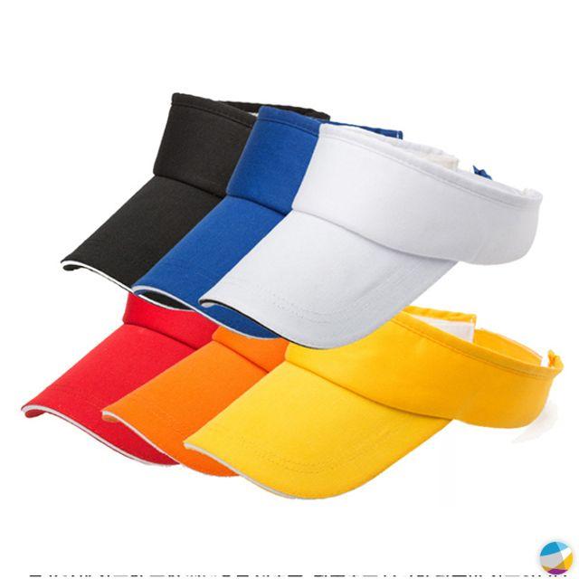 선바이저 모자 여름 고급 UV차단 가벼운 밴딩썬캡