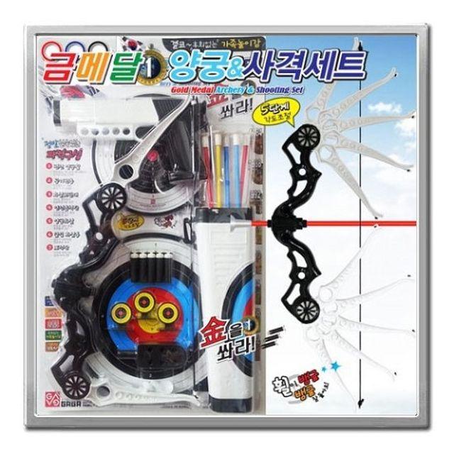금메달 양궁 사격세트 스포츠 교육완구