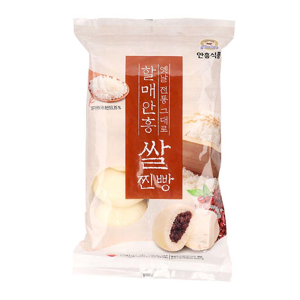 안흥찐빵500g/안흥,삼립빵,과자,간식빵,케이크,떡,코스트코빵,빵생지,카스테라,쿠키,핫도그