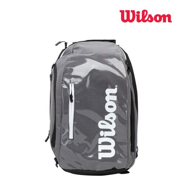 윌슨 WRZ843996 슈퍼 투어 백팩 그레이 테니스가방