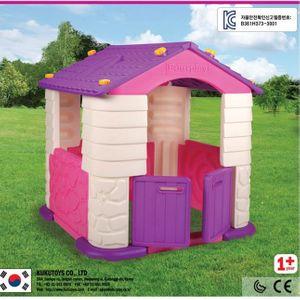 에듀플레이 하우스 AB 바이올렛 장난감집 놀이집