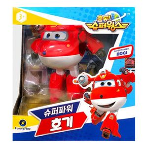슈퍼윙스 시즌4 슈퍼 파워 호기 로봇 장난감 선물