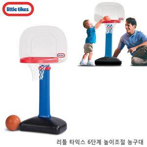 리틀타익스 6단계 높이조절 농구대 (612329P)