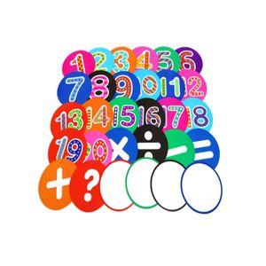 아동 유아 어린이 학습 완구 숫자 자석 놀이 장난감