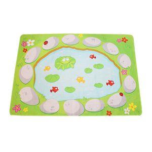 플레이 유아 놀이 매트 개구리연못 루프매트 거실
