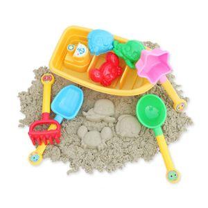 여름 바닷가 모래 놀이 오감 소근육 발달 준비 선물