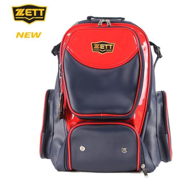 ZETT 제트 BAK-438 1 야구가방 백팩 개인장비 보관