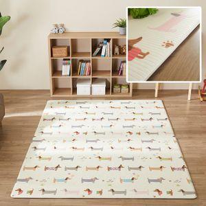 어린이 아기 놀이 매트 층간소음 방지 PVC 거실 바닥