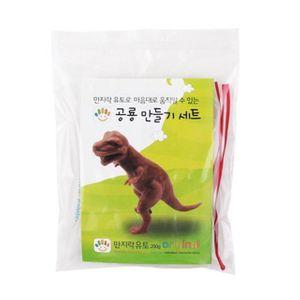 만지락 움직이는 공룡 만들기세트 5매